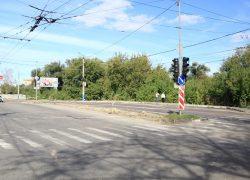 Светофор на Красноармейской