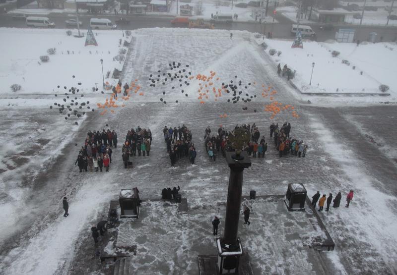 Орел присоединится квсероссийской акции вДень героев Отечества